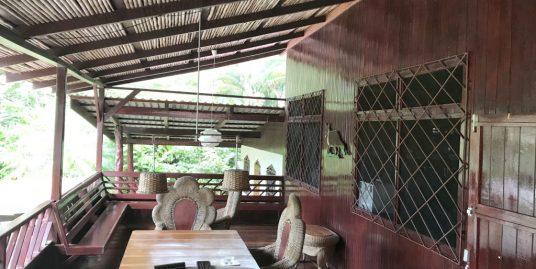 Casa Peresoza, Playa Chiquita, BnB Fixer Upper Opportunity
