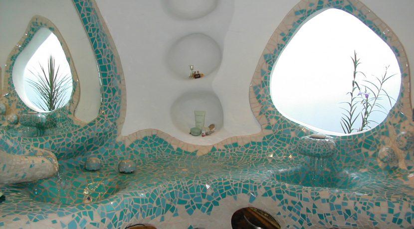 baño Gaudi